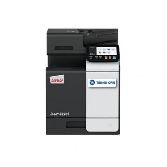 Develop ineo+ 3320i Fotokopi Makinesi Renkli