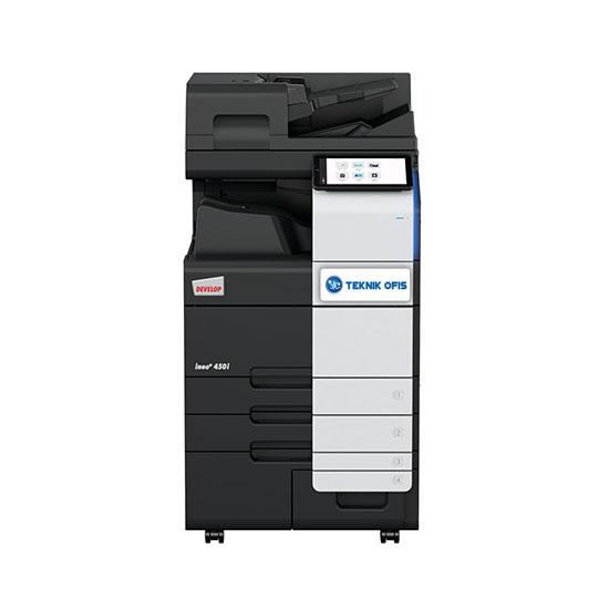 Develop ineo+ 450i Fotokopi Makinesi Renkli