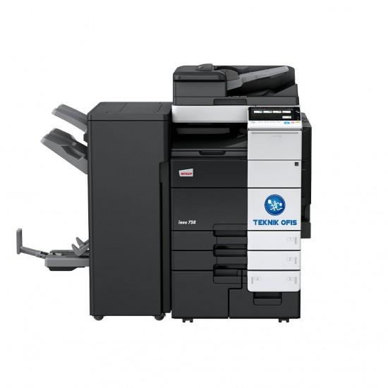 Develop İneo+ 308 Fotokopi Makinası Renkli