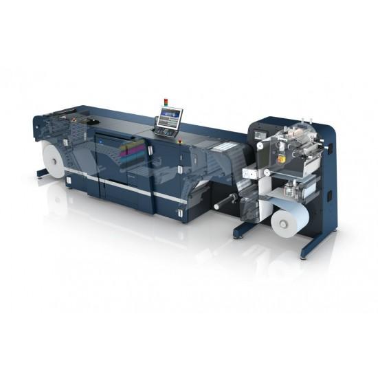 Develop ineo+ 230 Profesyonel Etiket Renkli Printer