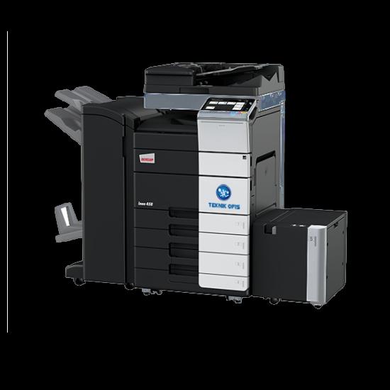 Develop ineo 458 fotokopi makinesi siyah